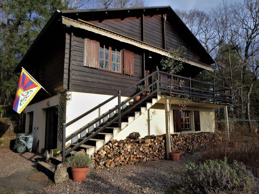 Chalet à vendre - Pays de la Xaintrie - Corrèze offre Maison à vendre